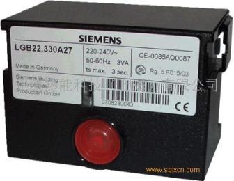 SIEMENS西门子LGB22.330B27燃气燃烧器控制器特价