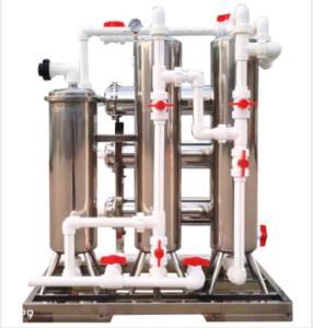 舒得不锈钢井水净化处理设备