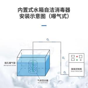內置水箱自潔消毒器