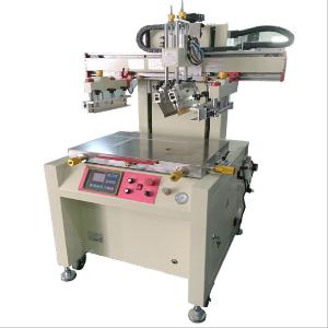 纸皮丝印机纸箱丝网印刷机纸板网印机