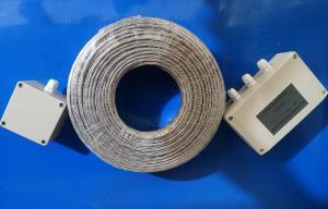 金属编织感温电缆/线型感温火灾探测器厂家