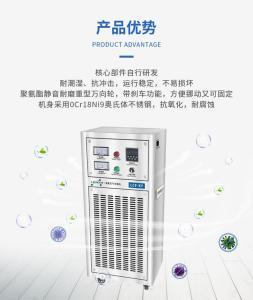 實驗室空間消毒臭氧消毒機 100g移動式可定時臭氧空氣消毒機