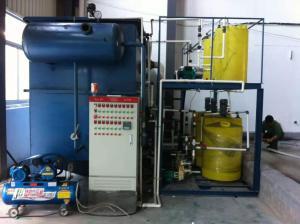 華瑞貝特TWG- 50屠宰污水設備