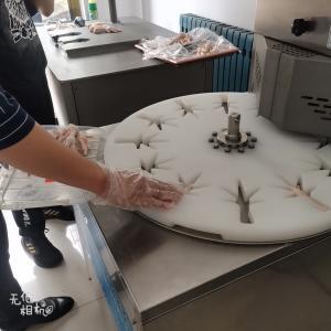 鸡脚分切机泡椒凤爪切割机原料鸡爪分割机 诸城五洲机械