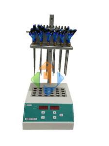 自产自销干式氮吹仪JTN100-1独立吹针LED显示屏微电脑控制
