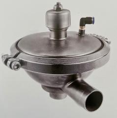 衛生級不銹鋼恒壓調節閥