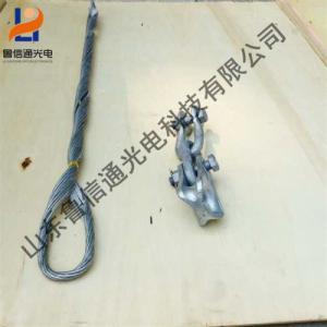 ADSS光缆短跨距耐张线夹城网配电线路