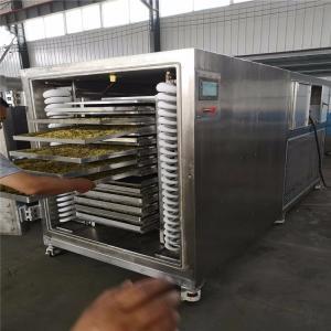 秋葵零真空冷冻干燥机 小型冻干机 食品级干燥设备