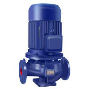 ISG型立式管道泵,ISG管道泵,ISG型立式管道离心泵-请到三利