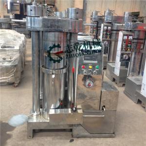 液压榨油机 油坊榨芝麻香油机 松子压榨设备 油沙豆压油机
