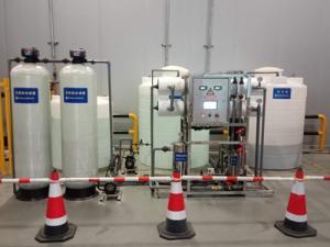 上海纯水设备_液压件清洗