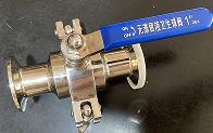 衛生級不銹鋼無滯留球閥